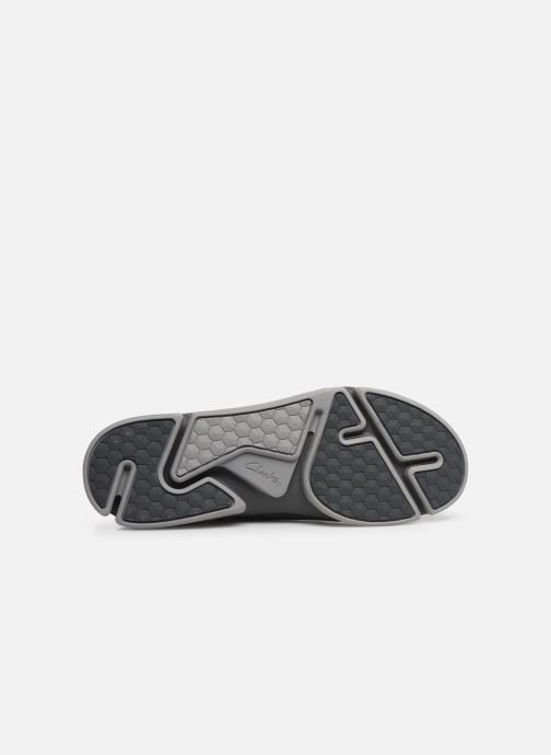 Trainers Clarks Tri Verve Grey view from above
