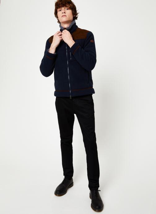 Vêtements Aigle Mirkwood Bleu vue bas / vue portée sac