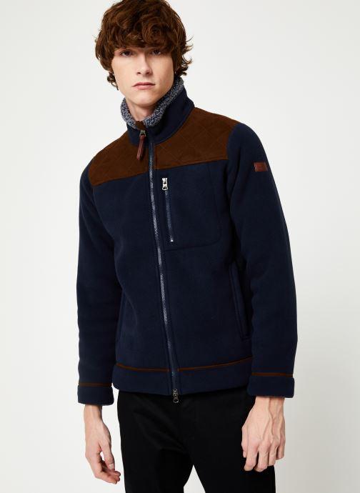 Vêtements Aigle Mirkwood Bleu vue droite