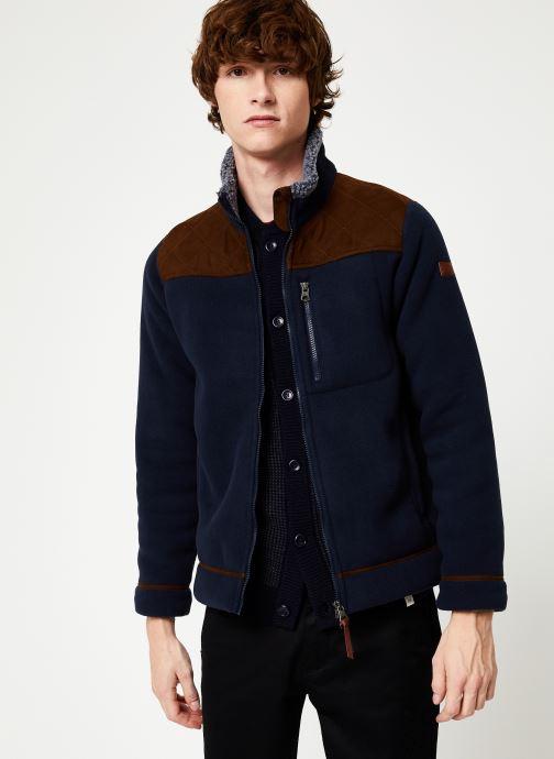Vêtements Aigle Mirkwood Bleu vue détail/paire