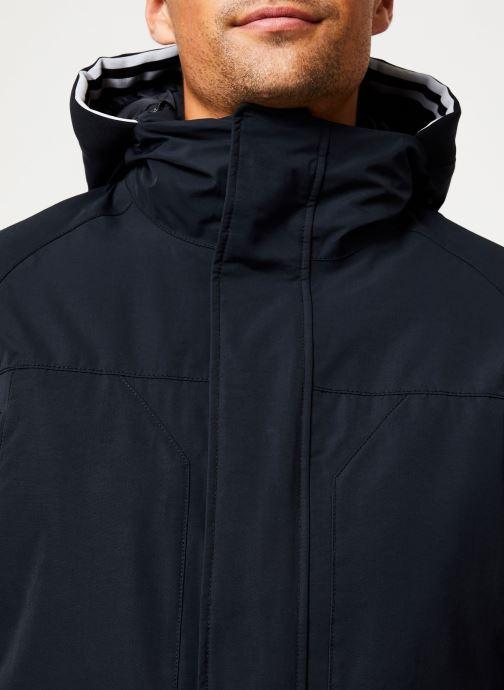 Vêtements Aigle Zormit Noir vue face