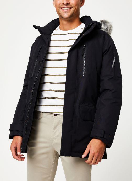 Vêtements Aigle Dulfo Noir vue droite