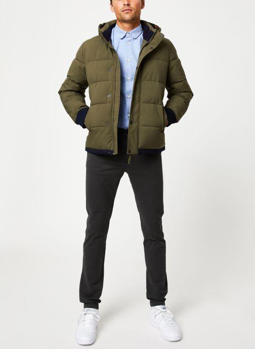 Vêtements Aigle Bruvent Vert vue bas / vue portée sac