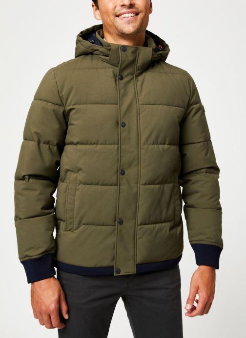 Vêtements Aigle Bruvent Vert vue détail/paire