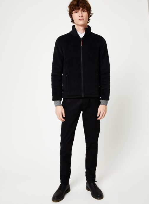 Vêtements Aigle Redul Noir vue bas / vue portée sac
