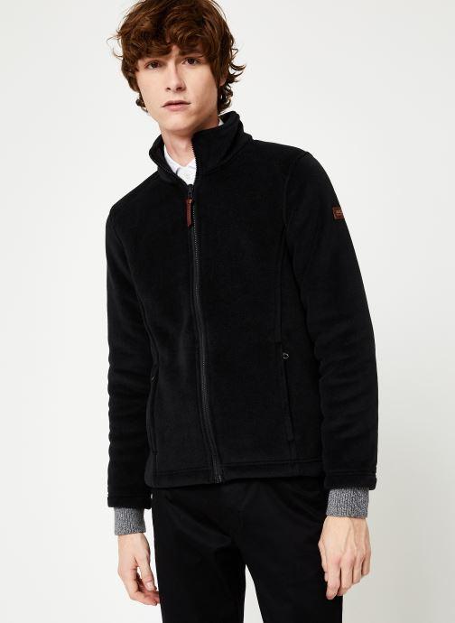 Vêtements Aigle Redul Noir vue détail/paire