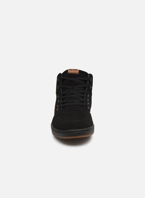 Baskets Globe GS Boot Noir vue portées chaussures
