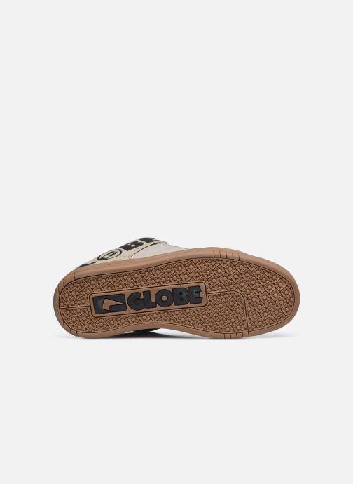 Sneaker Globe Tilt C grau ansicht von oben