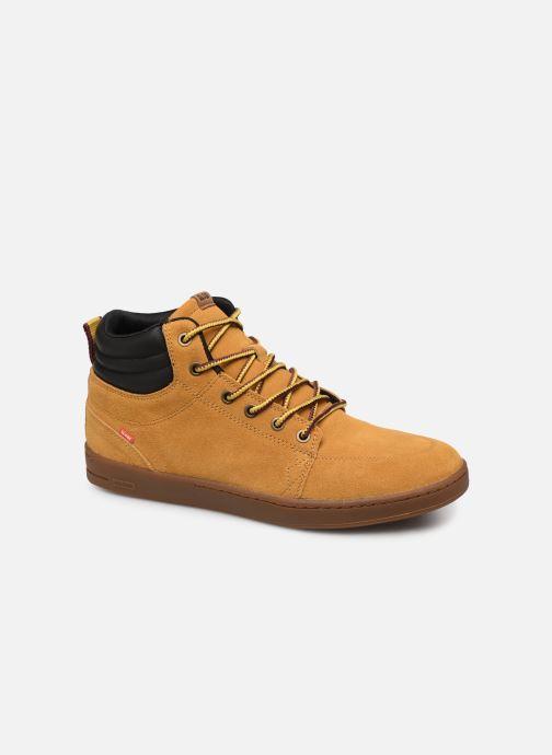 Sneakers Globe GS Boot C Geel detail