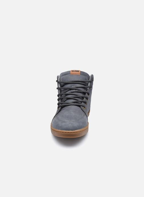 Sneaker Globe GS Boot C grau schuhe getragen