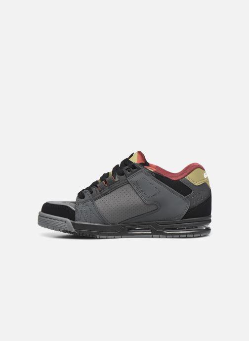 Sneaker Globe Sabre C grau ansicht von vorne