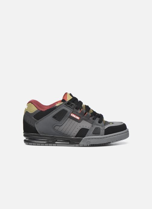 Sneaker Globe Sabre C grau ansicht von hinten