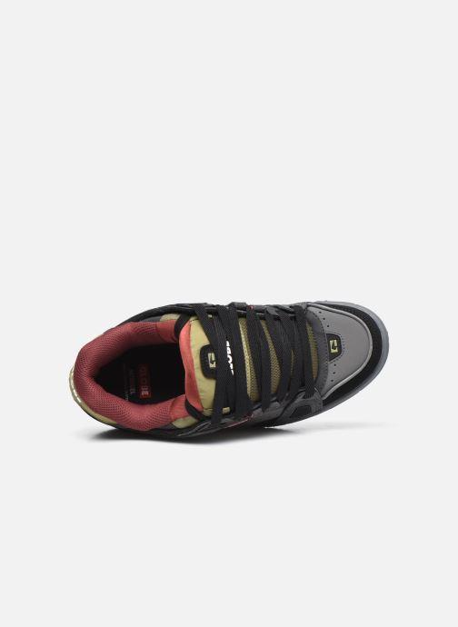 Sneaker Globe Sabre C grau ansicht von links