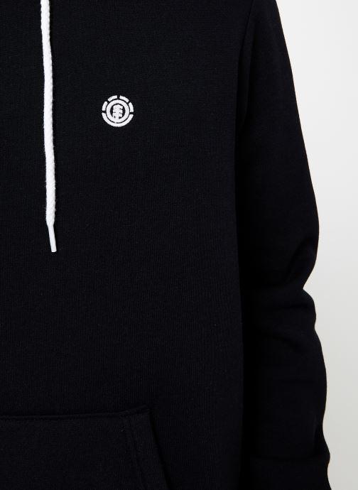Vêtements Element Cornell Classic ho C Noir vue face