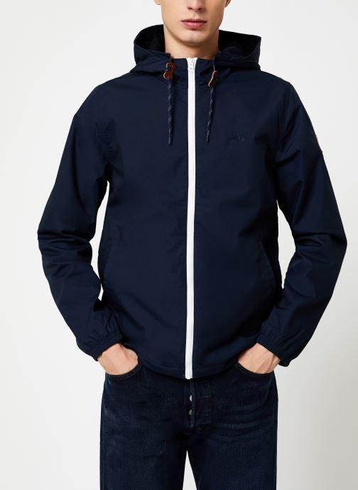 Vêtements Element Alder C Bleu vue droite