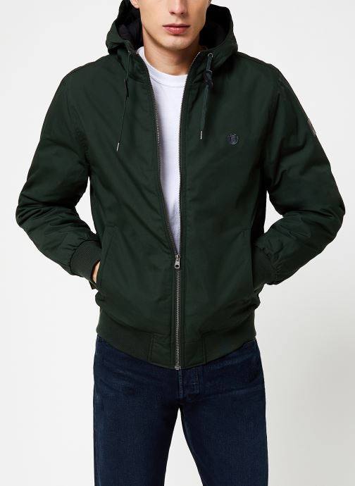 Vêtements Element Dulcey C Vert vue détail/paire