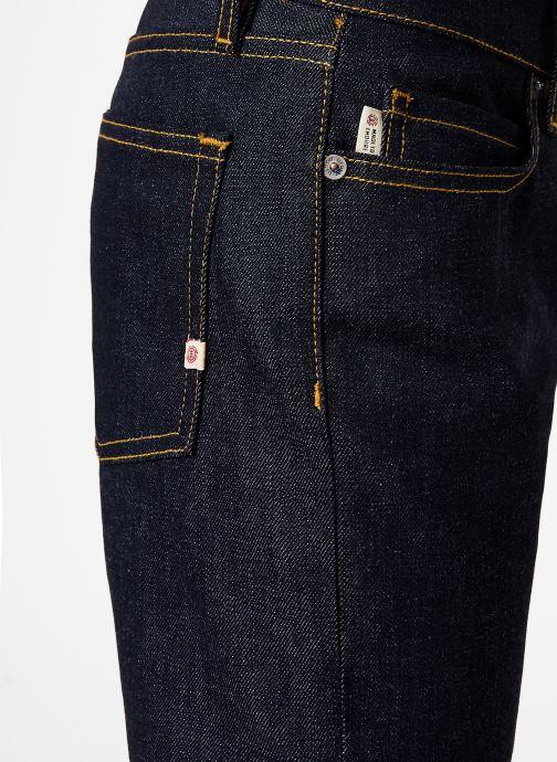 Vêtements Element E03 C Bleu vue face