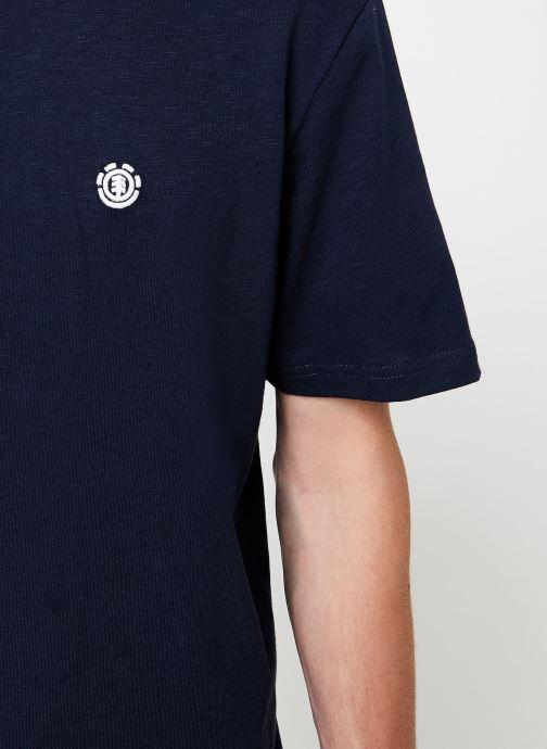 Vêtements Element Crail C Bleu vue face