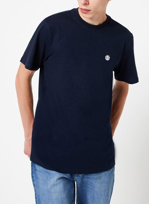 Vêtements Element Crail C Bleu vue droite