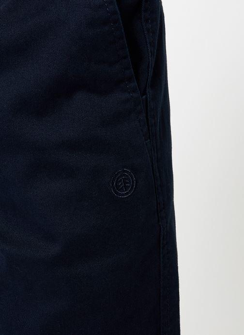 Vêtements Element Howland Classic Chino C Bleu vue face