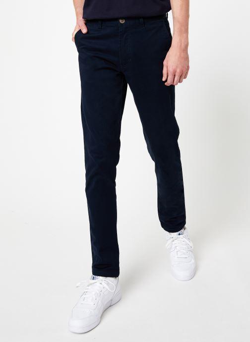 Vêtements Element Howland Classic Chino C Bleu vue détail/paire