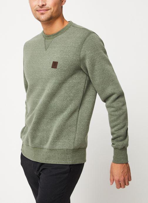 Vêtements Element Heavy cr C Vert vue détail/paire