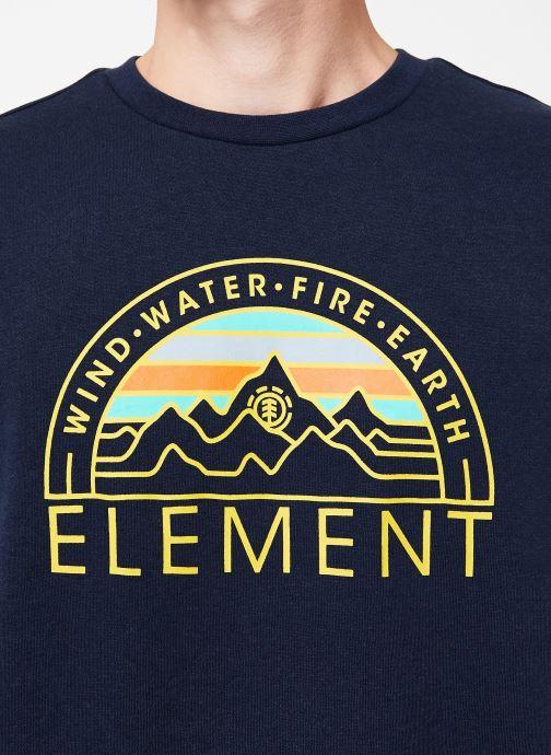 Kleding Element Odyssey cr C Blauw voorkant