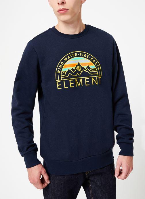 Kleding Element Odyssey cr C Blauw rechts