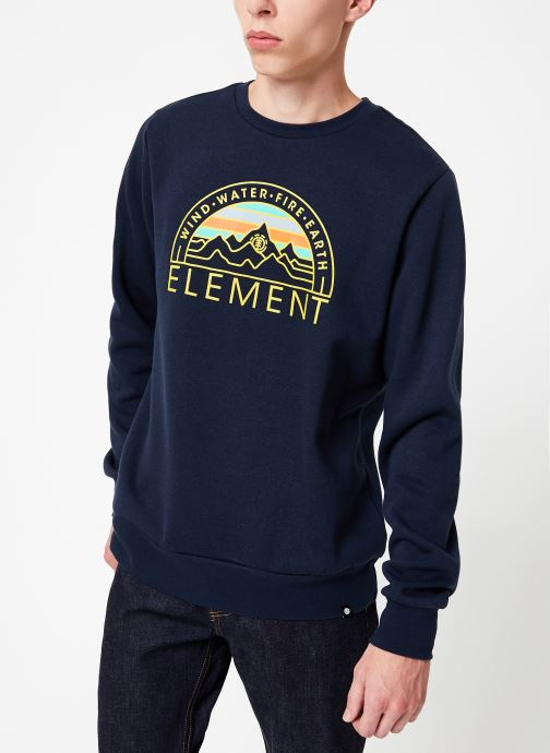 Kleding Element Odyssey cr C Blauw detail