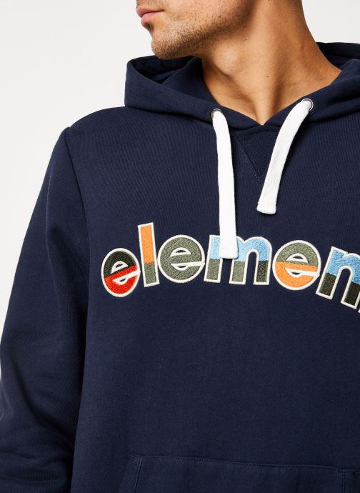Vêtements Element Rainbow po C Bleu vue face