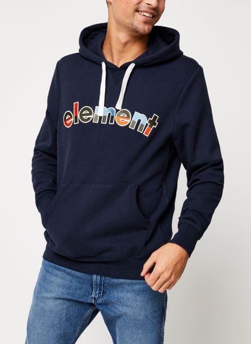 Vêtements Element Rainbow po C Bleu vue détail/paire