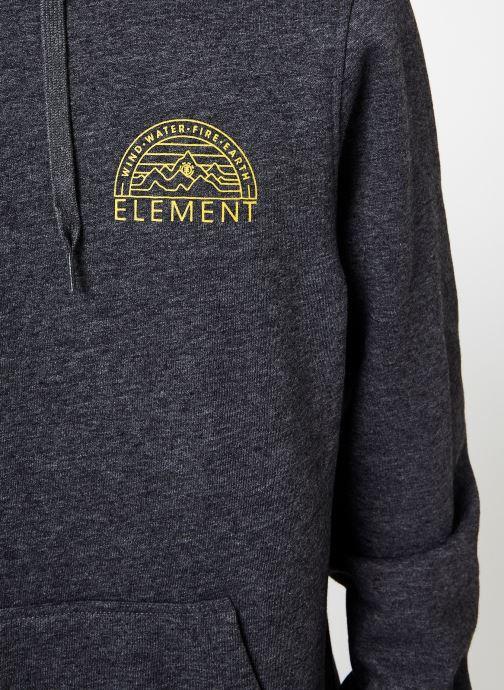 Vêtements Element Odyssey ho C Gris vue face