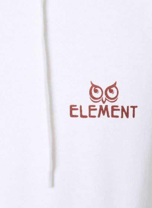 Vêtements Element Cut Your Losses ho C Blanc vue face