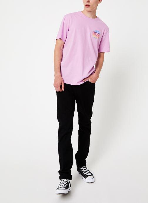 Tøj Element Seal gradient ss C Pink se forneden