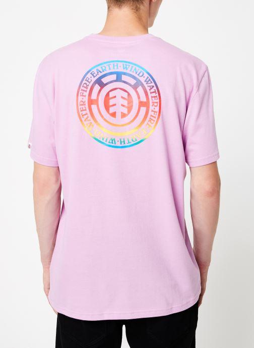 Tøj Element Seal gradient ss C Pink se skoene på