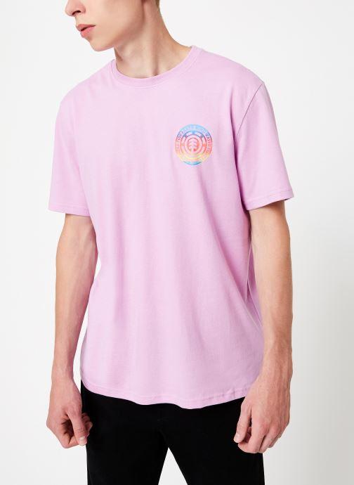 Tøj Element Seal gradient ss C Pink Se fra højre