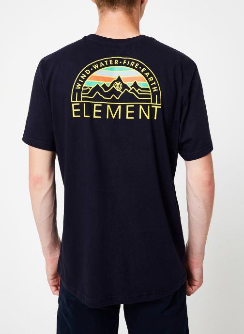 Kleding Element Odyssey ss C Blauw model
