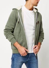 Sweatshirt hoodie - Heavy zh Sherpa C