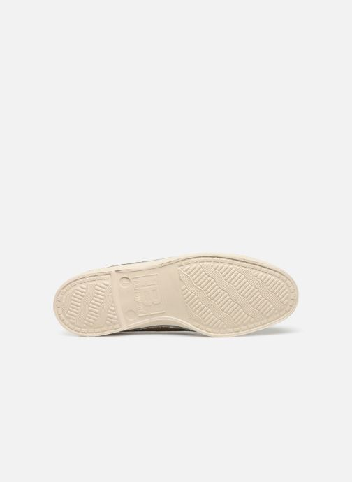 Trainers Bensimon Tennis Paula Precieuse Green view from above