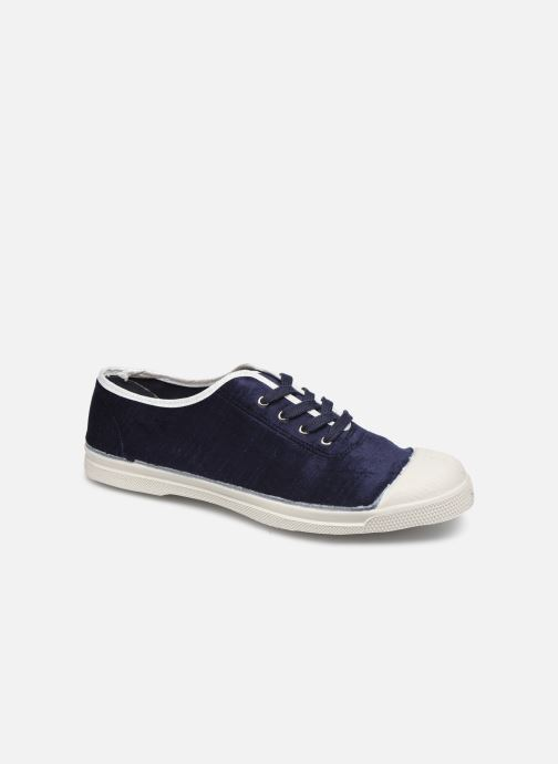 Sneakers Bensimon Tennis Paula Precieuse Blauw detail