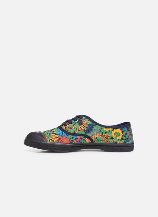 Sneakers Bensimon Tennis Lacets Liberty Multicolor voorkant