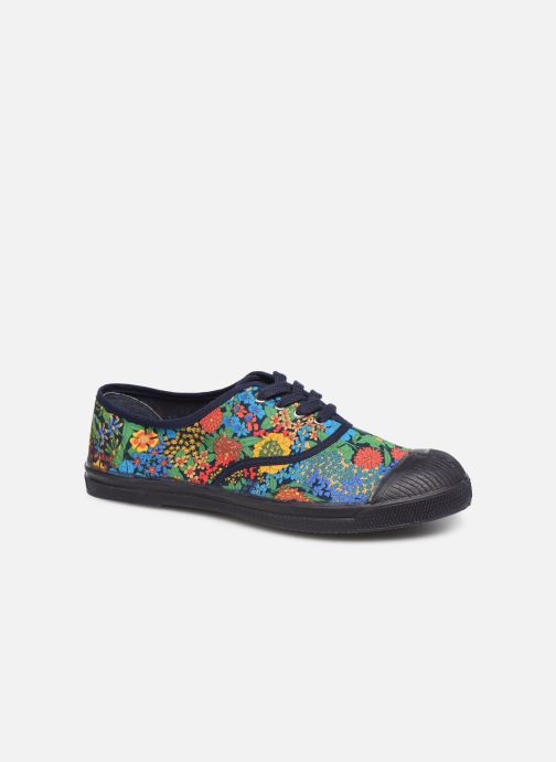 Sneaker Bensimon Tennis Lacets Liberty mehrfarbig detaillierte ansicht/modell