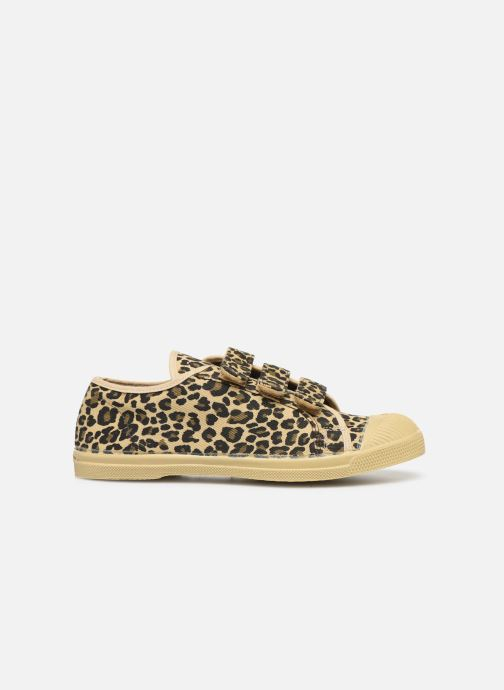 Sneakers Bensimon Tennis Scratch Panther Multicolore immagine posteriore