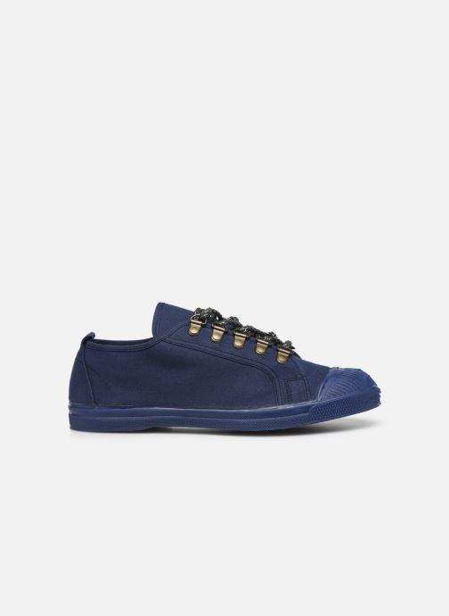 Sneakers Bensimon Tennis Boucles Livy Blauw achterkant