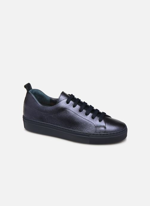 Trainers Bensimon Basket Cadeo Unie Blue detailed view/ Pair view