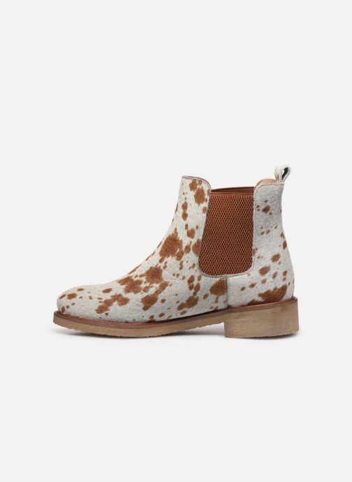 Botines  Bensimon Boots Cabourg Multicolor vista de frente