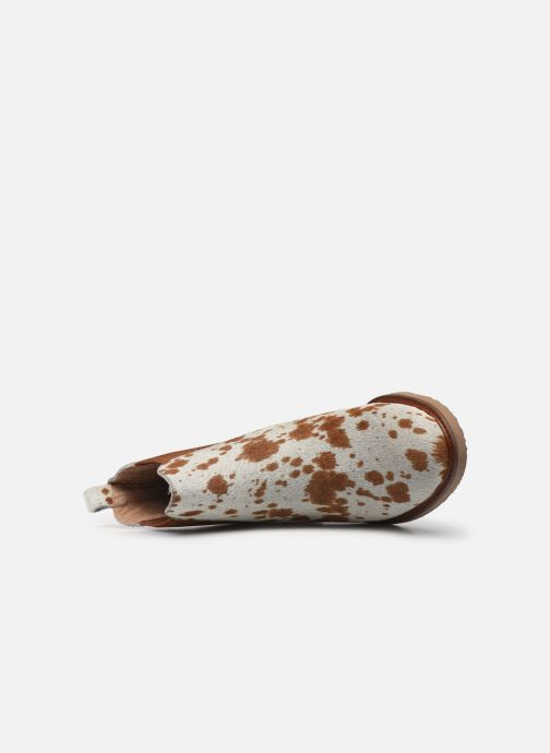 Botines  Bensimon Boots Cabourg Multicolor vista lateral izquierda