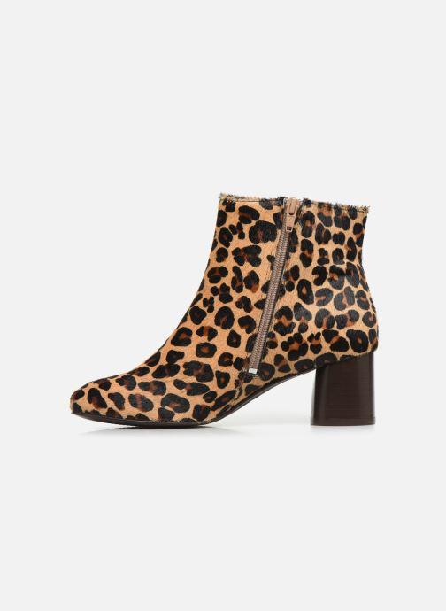 Bottines et boots Bensimon Boots Camden Multicolore vue face
