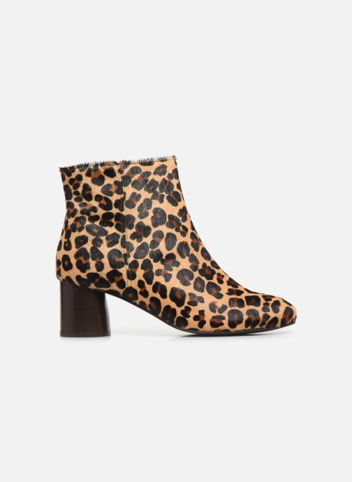 Ankle boots Bensimon Boots Camden Multicolor back view