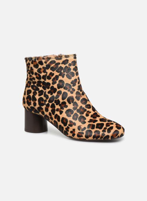 Botines  Bensimon Boots Camden Multicolor vista de detalle / par